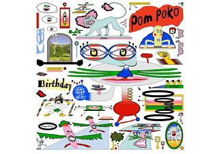 Pom Poko - BIRTHDAY (+MP3) - (LP + Download)