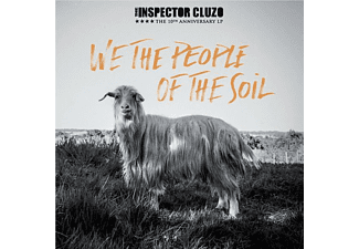 The Inpector Cluzo - We The People Of The Soil - (CD)
