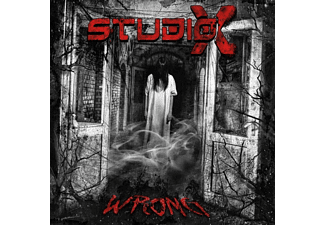 Studio-x - Wrong - (CD)