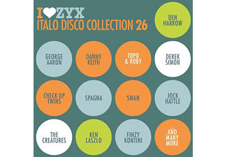 VARIOUS - ZYX Italo Disco Collection 26 - (CD)