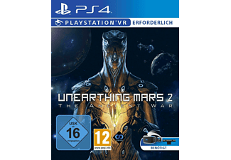 Unearthing Mars 2 VR - PlayStation 4