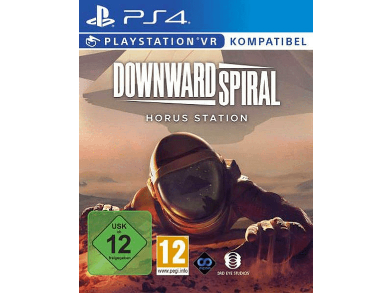 Downward Spiral (Horus Station) VR [PlayStation 4]