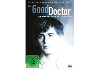 THE GOOD DOCTOR - ERSTE SEASON - (DVD)