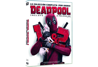 Pack Deadpool (1+2) - DVD