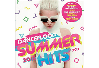 Varios - Dancefloor Summer Hits 2018 - CD