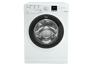 Lavadora carga frontal - Hotpoint RSF 925 JA EU, 9Kg, 1200rpm, Clase A+++, Blanco