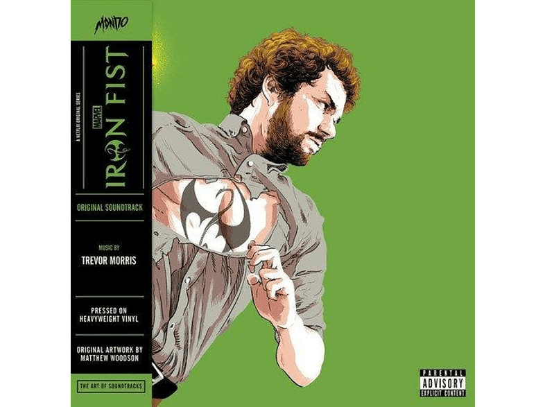Trevor Morris - Marvel's Iron Fist (180g LP) [Vinyl]