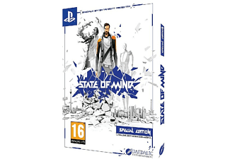 PS4 State of Mind (Special Edition)