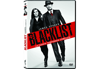 The Blacklist, 4ª temporada - DVD