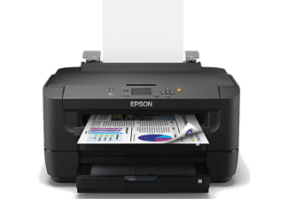 Impresora - Epson WorkForce WF-7210DTW, Tinta inyección, WiFi, 18ppm