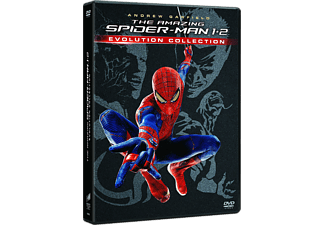 Pack - The Amazing Spider-Man 1-2 (Ed. 2017) - DVD