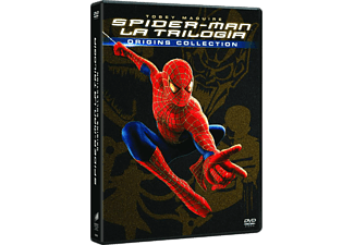 Pack - Spider-man 1-3 (Ed. 2017) - DVD