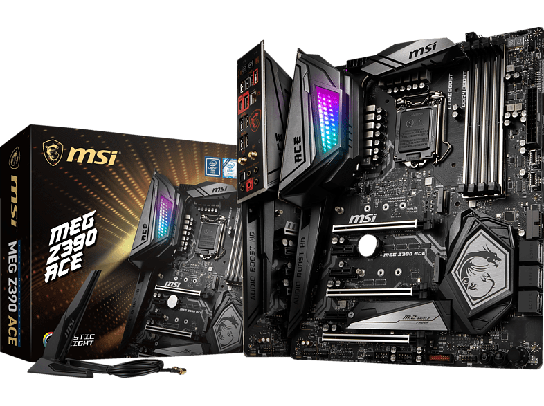 MSI MEG Z390 ACE Mainboard