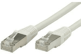 Cable de red - Nilox RJ-45 M/RJ-45 M 3m Gris