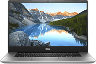 DELL Insprion 15 5580, Notebook, Core™ i5 Prozessor, 8 GB RAM, 1 TB HDD, 128 GB SSD, GeForce® MX150, Platin/Silber