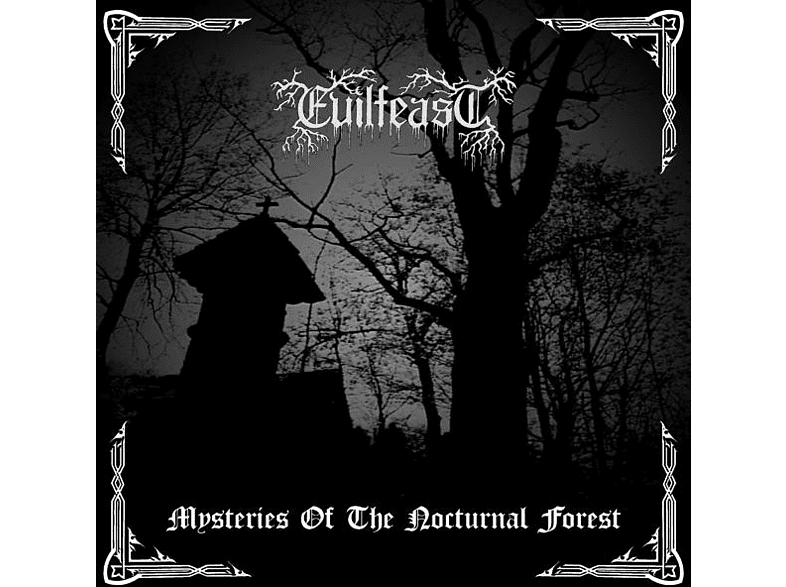 Evilfeast - Mysteries Of The Nocturnal Forest [CD]