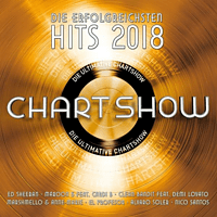 VARIOUS - Die Ultimative Chartshow-Hits 2018 [CD]