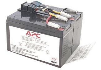 APC Replacement Battery Cartridge ##48 - Batería de UPS - 1 x Ácido de plomo - para Smart-UPS 750