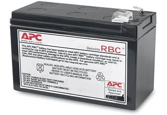 APC Replacement Battery Cartridge ##110 - Batería de UPS - 1 x Ácido de plomo - para Back-UPS ES