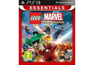 PS3 LEGO Marvel Super Heroes - Essentials