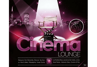 Varios - Cinema Lounge - CD
