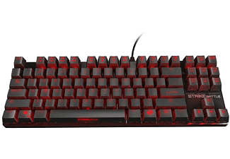 Teclado Gaming - Ozone Strike Battle