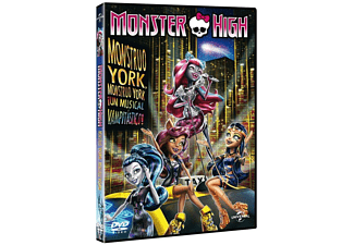 Monster High - Monstruo York Monstruo York - Un Musical Vampitástico