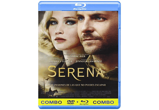 Serena - Bluray + Dvd