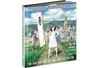 Summer Wars Ed. Digibook - Blu-ray