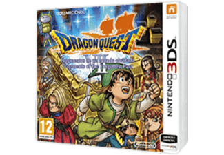 3DS Dragon Quest VII: Fragmentos de un mundo olvidado