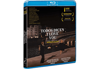 Todos Dicen I Love You - Blu-ray