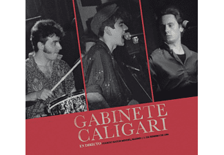 En Madrid directo 1984 - Gabinete Caligari - CD