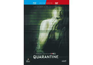 Quarantine - Blu-ray + DVD
