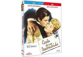 Carta de una desconocida - Blu-ray