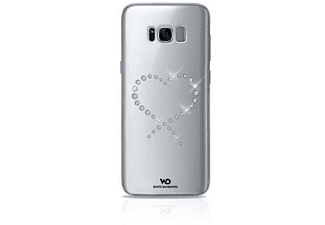Carcasa para Samsung Galaxy S8+ - White Diamonds, Transparente