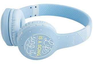 Auriculares - Mr. Wonderful MRAUR003, Diadema, Azul