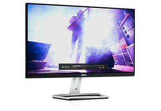 "Monitor - Dell S Series, S2318H, 23"", Full HD, IPS, Negro, Plata"