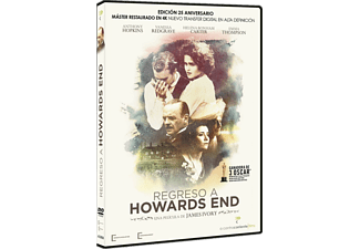 Regreso a Howards End - Edición 25 Aniversario - DVD
