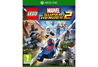 XboxOne Lego Marvel Super Heroes 2