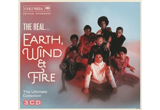 Earth, Wind & Fire - The Real...Earth, Wind & Fire - The Ultimate Collection