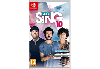 SWITCH Let's Sing 10