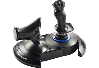 Joystick - Thrustmaster T.Flight Hotas 4, PC y PS4