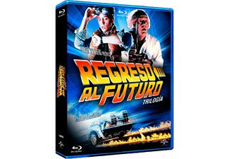 Pack - Regreso al futuro 1-3 (ed. 2017) - Blu-ray