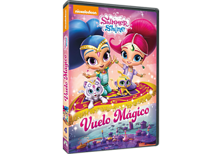 Shimmer and Shine 4: Vuelo Mágico - DVD