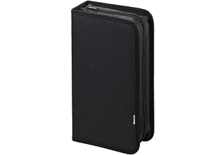 Funda para CDs - Vivanco 28039, 96 unidades, Negro