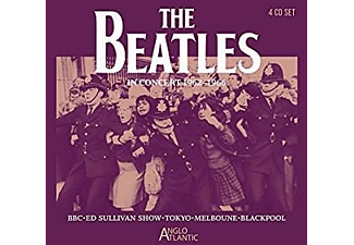 In Concert 1962-1966 - The Beatles - CD