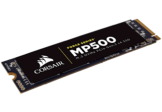 Disco SSD - Corsair MP500, 960 GB, PCI Express 3.0, M.2