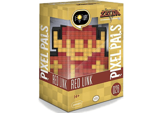 Figura - PDP Pixel Pals - The Legend of Zelda, Red Link, 15 cm
