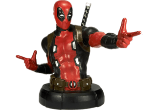 Busto - Sherwood Deadpool, Super Héroes Marvel
