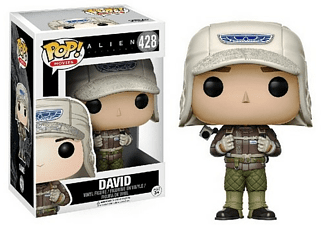 Figura - Funko Pop! David, Alien: Covenant